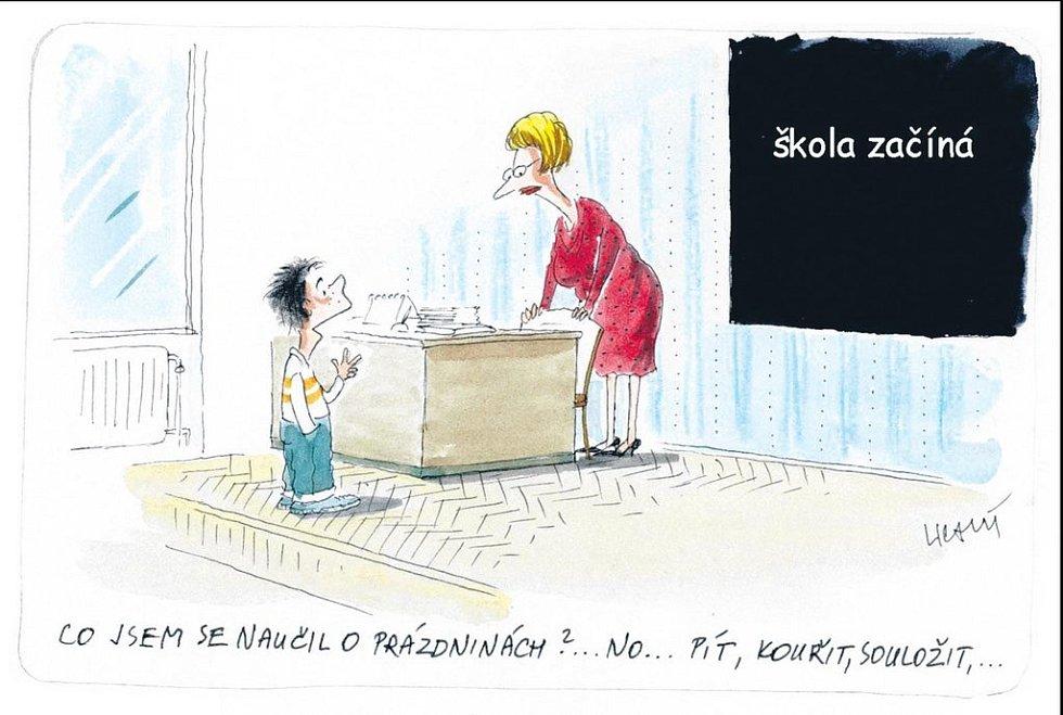 Rychnovsky Denik Kreslene Vtipy Lubomira Licheho Pro Denik