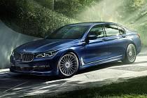 BMW Alpina B7 Bi-Turbo.