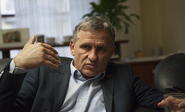 Jiří Čunek poskytl rozhovor Deníku