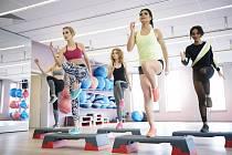 Aerobik je dobrý způsob, jak se může tělo zbavit prostřednictvím potu všech odpadních látek