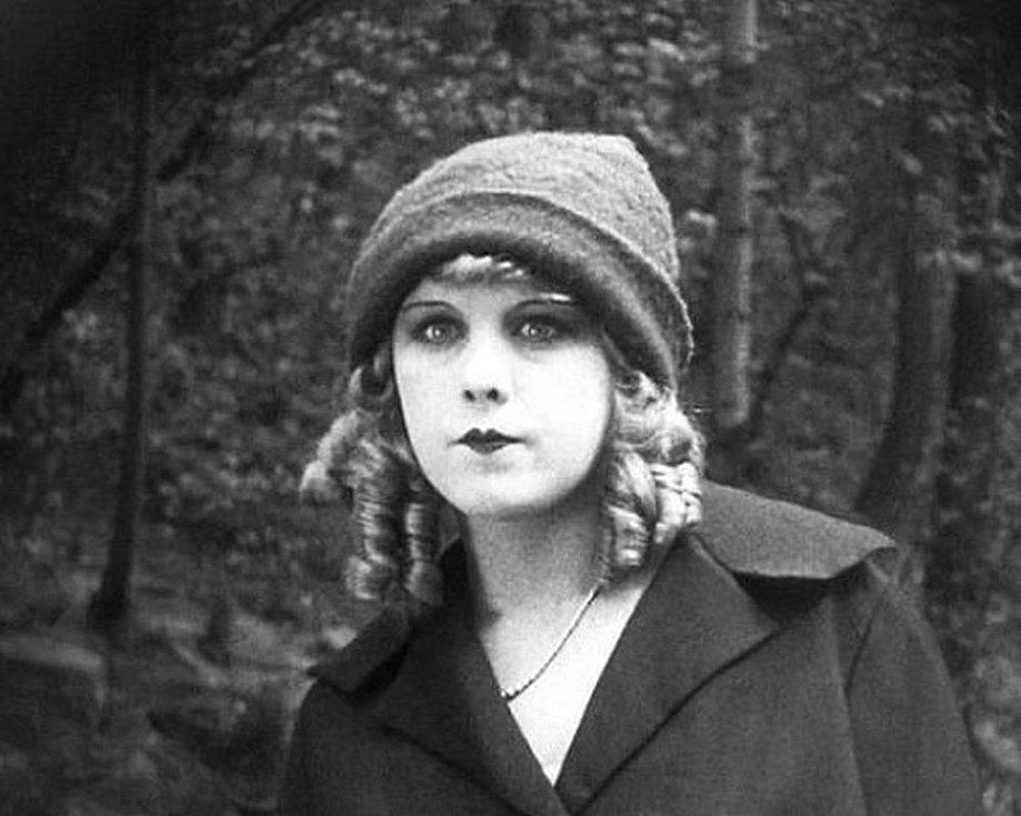 Anny Ondráková v němém filmu