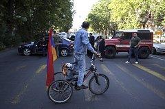 Arménie protesty
