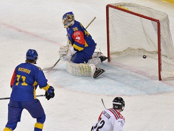Hokejisté švédské Frölundy dobyli Davos