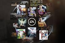 Nově odhalený program EA Access.