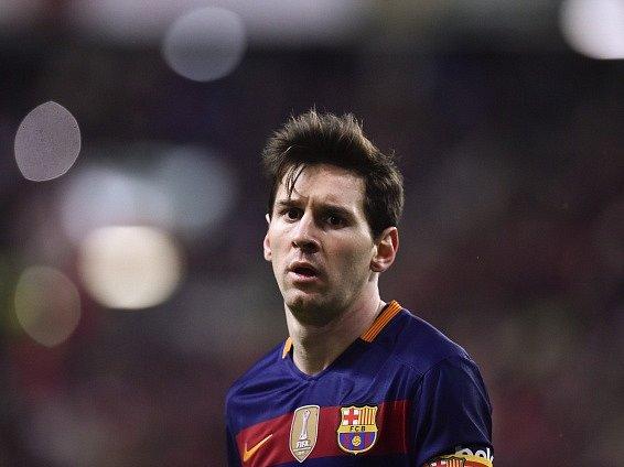 Lionel Messi, největší zbraň Barcelony