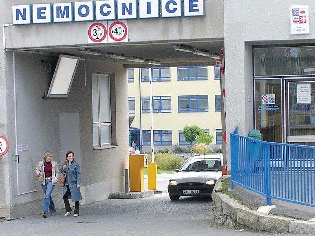 Nemocnice v Novém Městě na Moravě nabízí nově možnost parkování ve svém areálu.