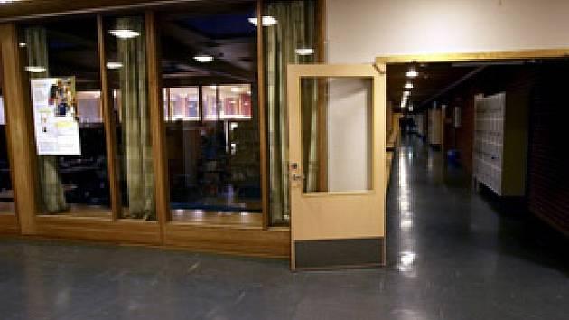 V této norské škole plánoval další problémový mladý muž masakr.