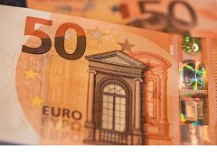nová padesátieurová bankovka s vylepšenými bezpečnostními prvky