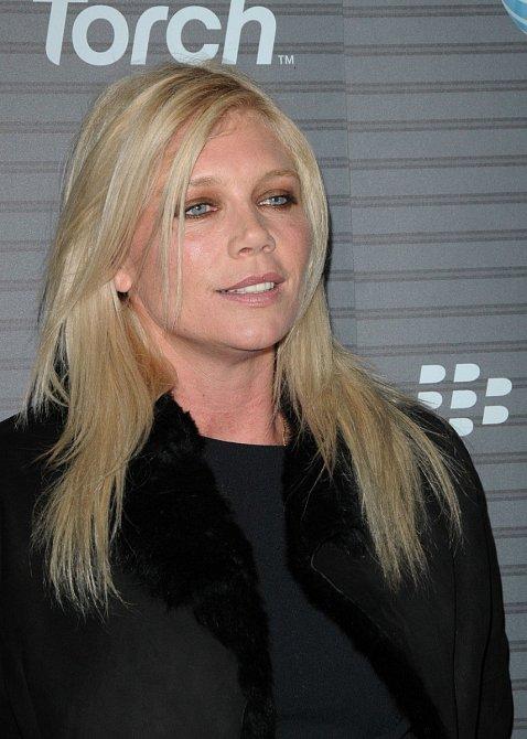 Herečku proslavila záplava blond vlasů.