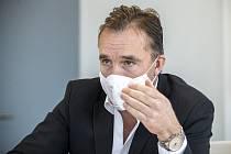 Milan Hnilička poskytl 8. prosince v Praze rozhovor Deníku.