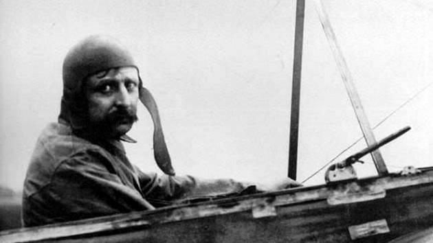 Louis Blériot, první pokořitel kanálu La Manche