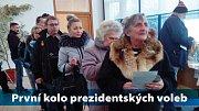 První kolo prezidentských voleb – videospeciál Deníku