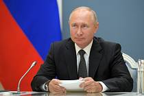 Ruský prezident Vladimir Putin na snímku z 30. června 2020.