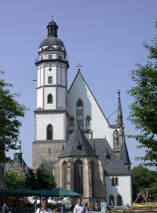 Kostel sv. Tomáše v Lipsku