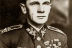Československý generál Sergej Vojcechovský, bývalý carský důstojník, jenž se stal jednou z obětí řádění NKVD v Praze v roce 1945