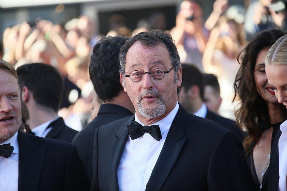 Francouzský herec Jean Reno