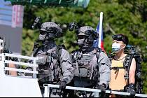 Tchajwanská armáda. Ilustrační foto.