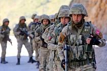 Turečtí vojáci. Ilustrační foto
