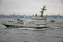Ukrajinské námořnictvo. Ilustrační foto.
