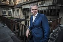 Ředitel Unie vydavatelů Václav Mach