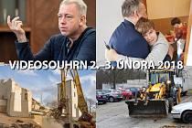 Videosouhrn Deníku – 2.–3. února 2018