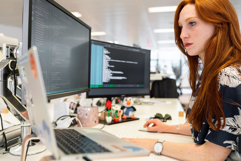 Díky rozmachu e-commerce je práce vývojáře softwaru velmi aktraktivní.