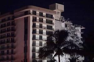 Zřícený dům na Floridě