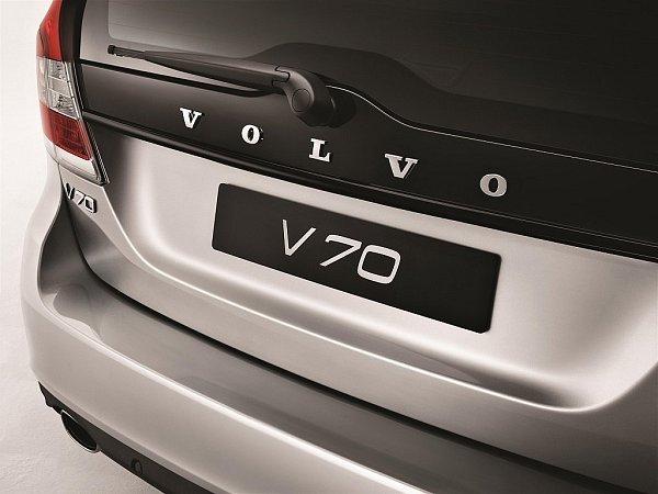 Volvo V70 vnové edici.
