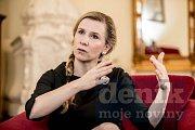 Ministryně školství Kateřina Valachová poskytla Deníku rozhovor.
