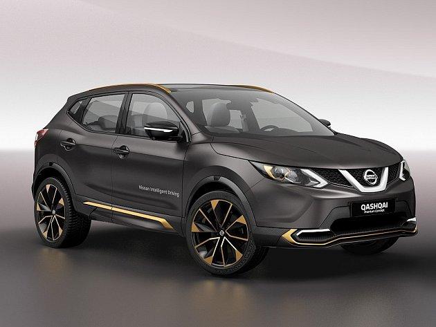 Koncept Nissan Qashqai Premium.