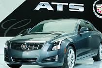Auto roku v USA - Cadillac ATS