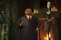 Addamsovi dostali v nové verzi na frak