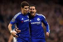 Chelsea - Sunderland: Radost Pedra a spol.