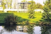 Park u zámku Ctěnice