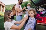 Cestování v době koronaviru - Ilustrační foto