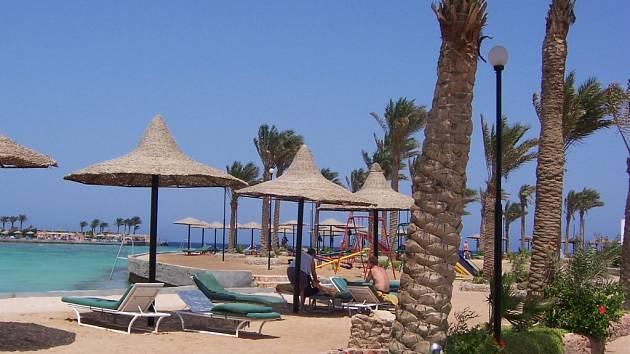 Oblíbeným cílem turistů je také Egypt.