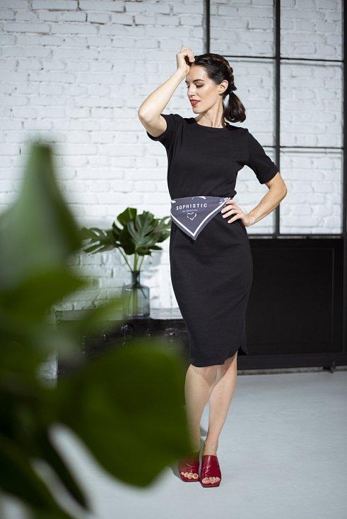 Módní oblečení značky Sophistic by Veronika.