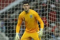 Fraser Forster už má za sebou start v anglické reprezentaci