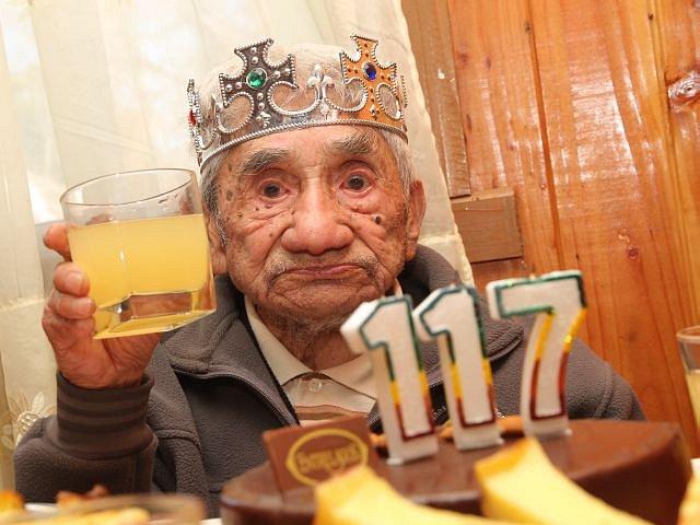Nejstarší lidé na planetě - Celino Villanueva