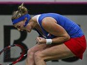 Finále Fed Cupu, Petra Kvitová.