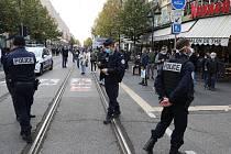 Útok nožem ve francouzském Nice