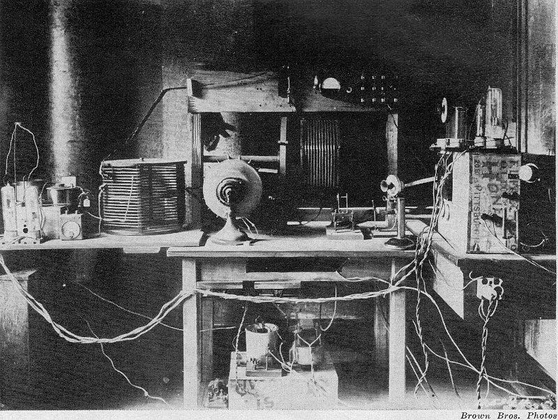 Conradova domácí experimentální rozhlasová stanice