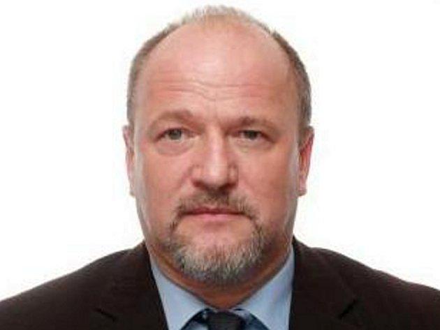 Právník František Šejnost.