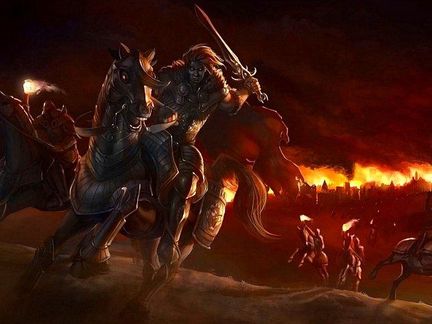 Počítačová hra Age of Wonders 3.