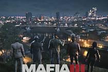 Počítačová hra Mafia 3.