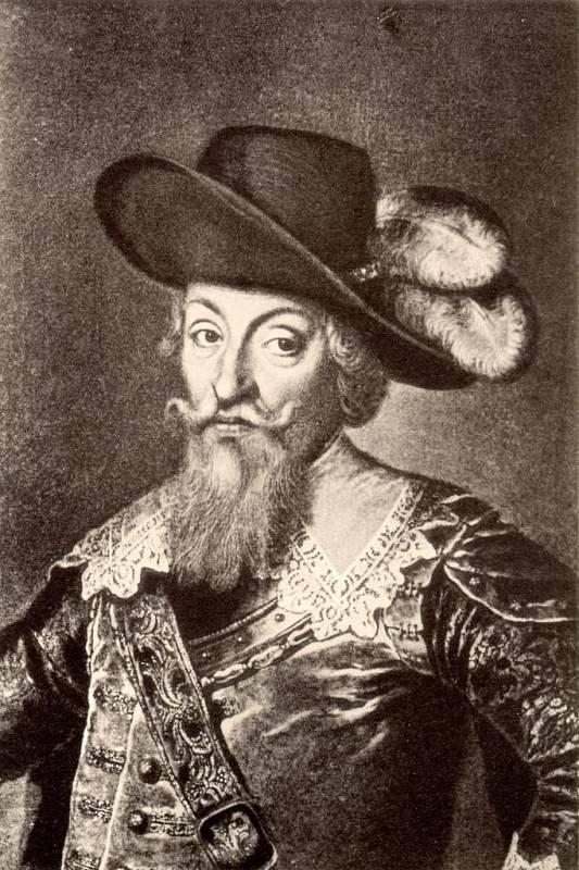 Saský polní maršál Jan Jiří z Arnimu