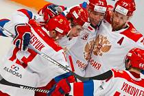 hokejisté Ruska porazili Finsko
