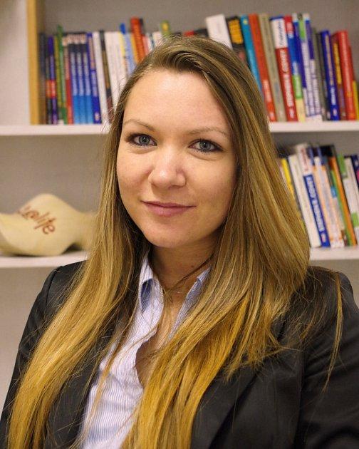 Michaela Gajdošová, vedoucí vzdělávání finančně poradenské společnosti DataLife.
