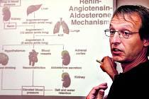Geny způsobující Rotorův syndrom nejsou první, které tým Stanislava Kmocha objevil. Již dříve odhalil geny podmiňující šedý zákal, dědičné onemocnění ledvin (na snímku) nebo Kufsovu neurodegenerativní chorobu.