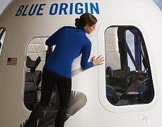 Kosmická kabina společnosti Blue Origin